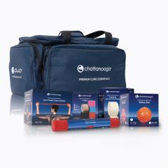 Chattanooga Premium Clinic Essentials Medic Bag Introductory Kit