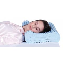 Complete Sleeprrr Gel Infused Adjustable Memory Foam Pillow
