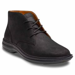 Dr. Comfort Black Ruk Men's Dress Shoes