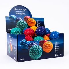 Chattanooga Premium Clinic Essentials Spikey Ball, 24 Pack